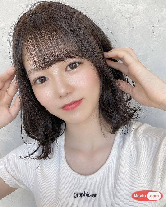 【日本美女】系初恋呀!超清纯日本新人演员「川口葵」 清纯美女-第1张