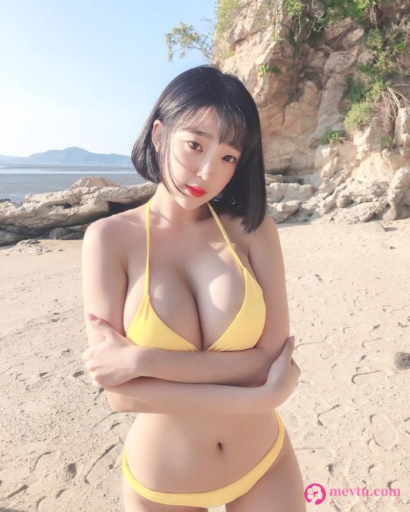 韩国人气美女姜仁卿限制级大尺度写真 性感美女-第2张