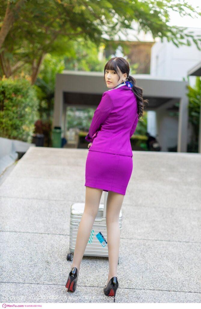 [YouMi尤蜜荟]  VOL.398 朱可儿Flower 在线浏览 性感美女-第1张