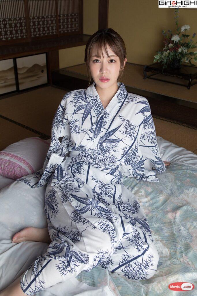 [Girlz-High] Kasumi Yoshinaga 吉永佳純2020 性感美女-第2张
