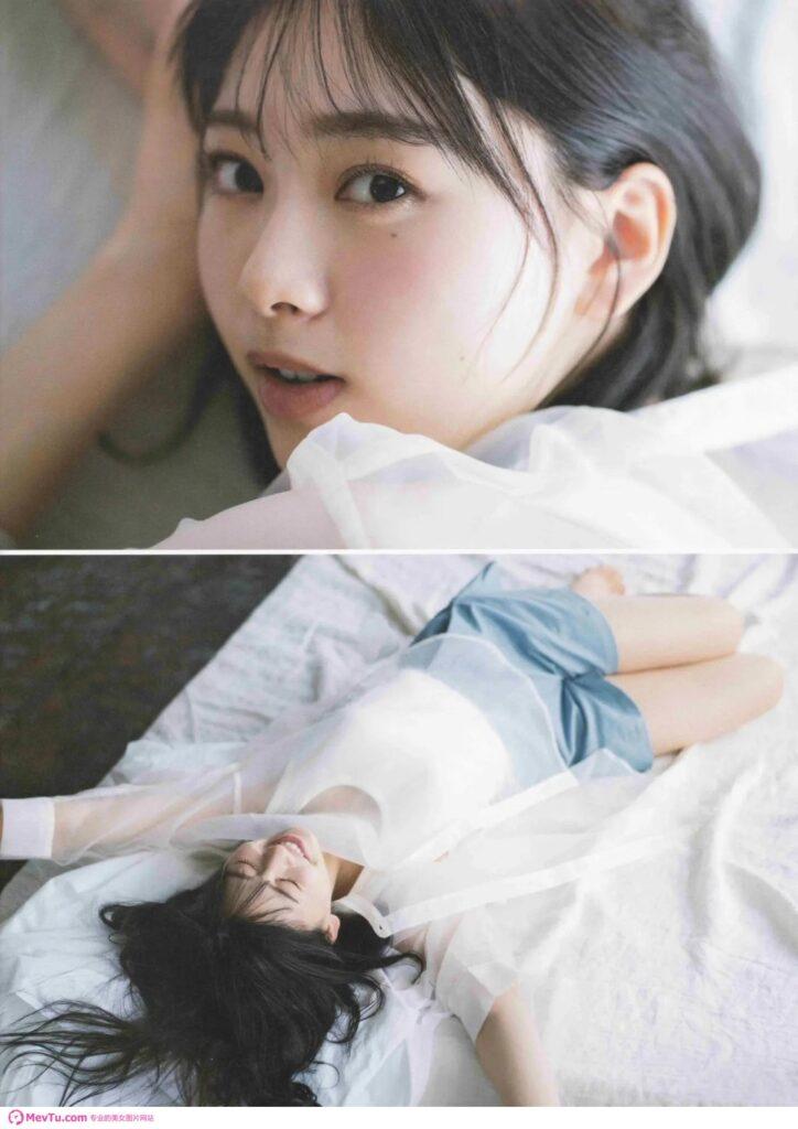 Suzuka Tomita 富田铃花_ B.L.T Graph 2020年9月号 Vol.59 清纯美女-第1张