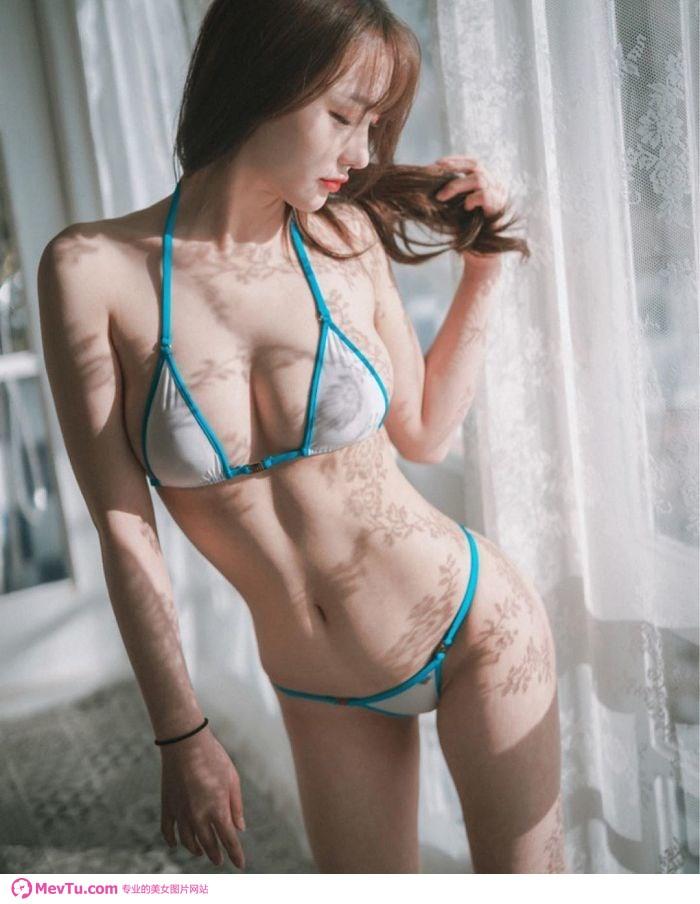 韩国19禁女主播u_deng_2写真爆光 性感美女-第2张