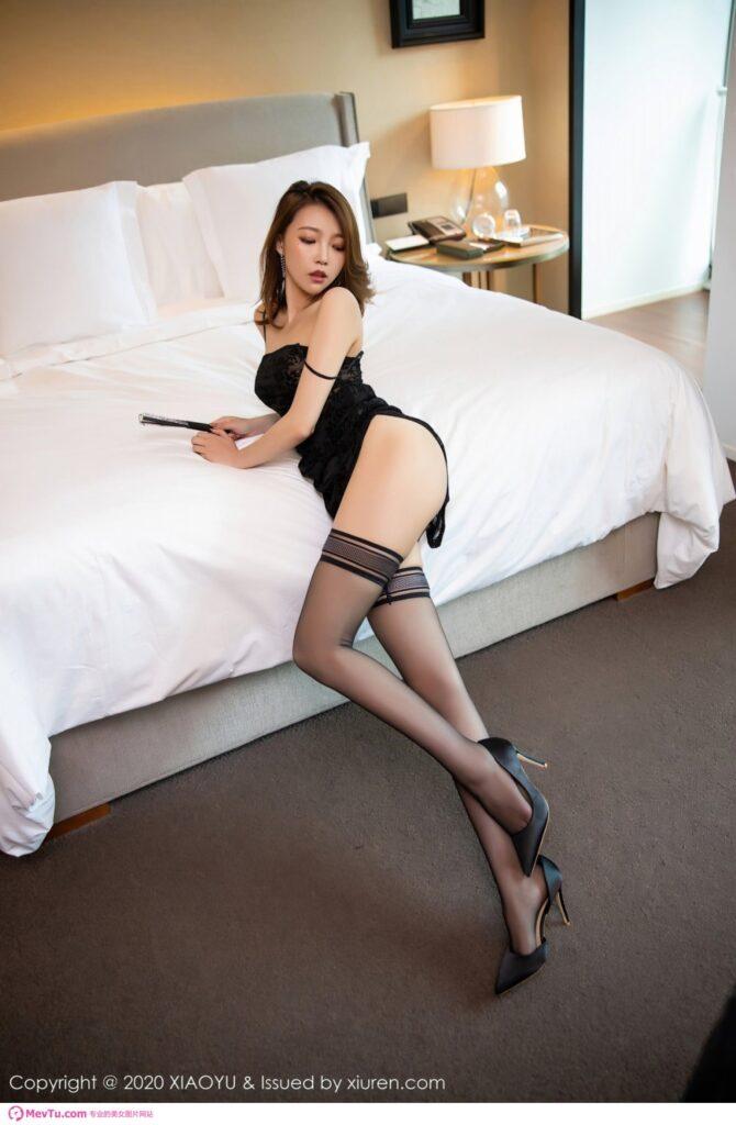 [XiaoYu语画界] 2020.09.29 Vol.380 馮木木LRIS 性感美女-第1张