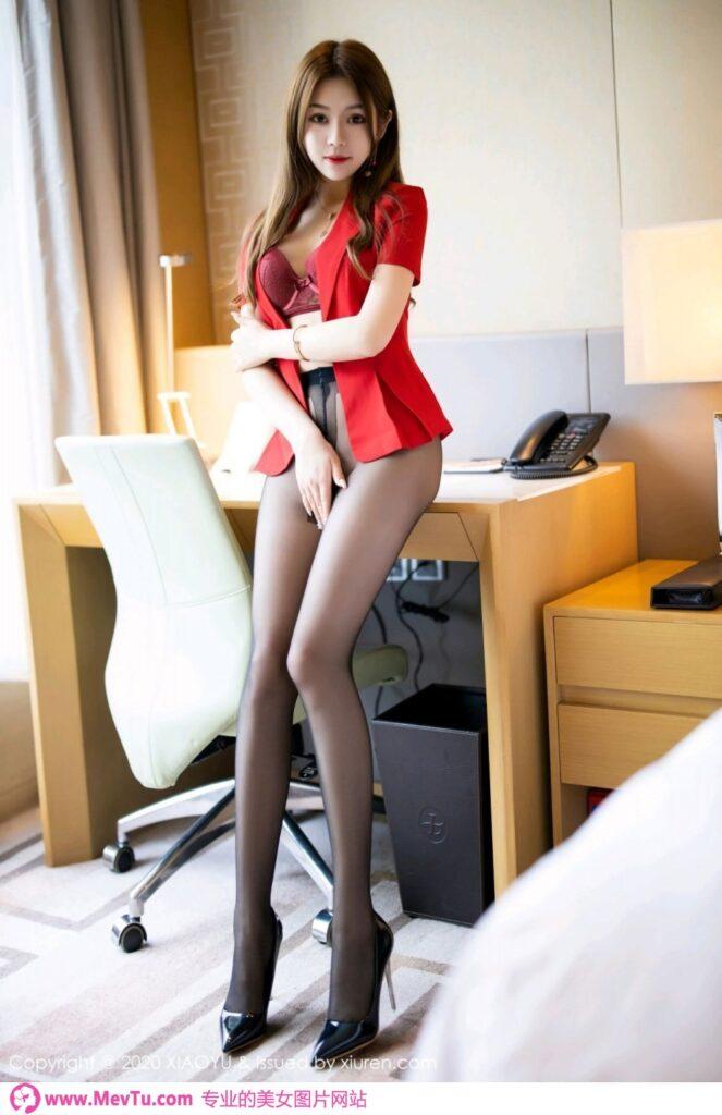 [XiaoYu语画界] VOL.402 夢梵 性感美女-第2张