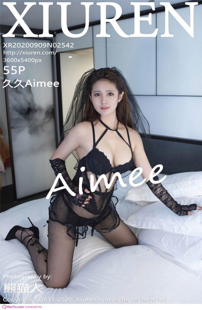 [XIUREN秀人网]  Vol.2542 久久Aimee全集在线浏览 性感美女-第1张